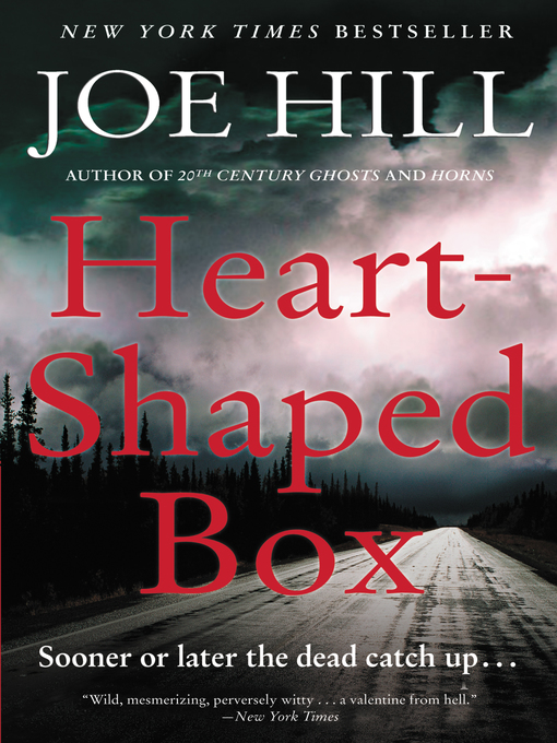 Title details for Heart-Shaped Box by Joe Hill - Wait list