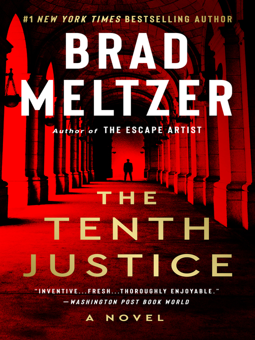 Title details for The Tenth Justice by Brad Meltzer - Available