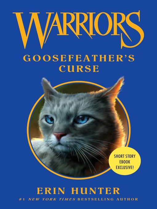 Title details for Goosefeather's Curse by Erin Hunter - Wait list