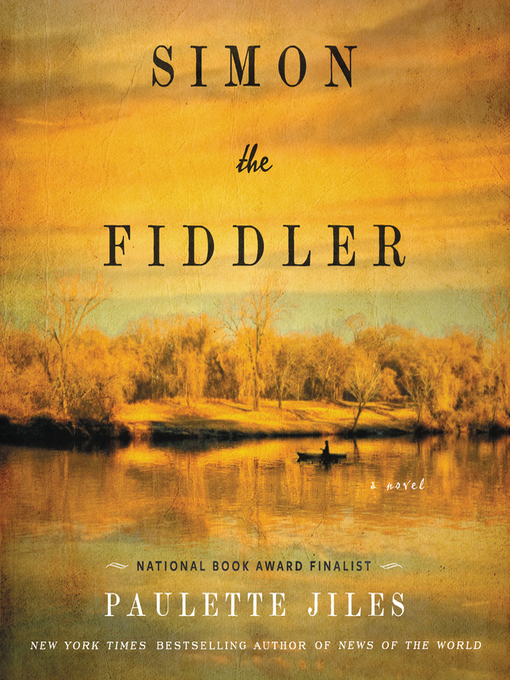 Cover Image for Simon the Fiddler by Jiles