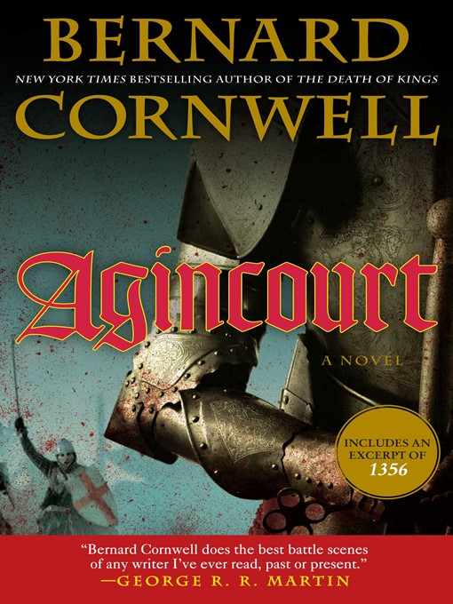 Title details for Agincourt by Bernard Cornwell - Wait list