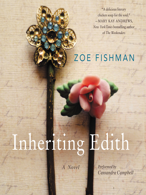 Title details for Inheriting Edith by Zoe Fishman - Wait list