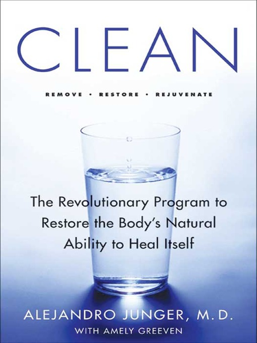 Title details for Clean by Alejandro Junger - Wait list