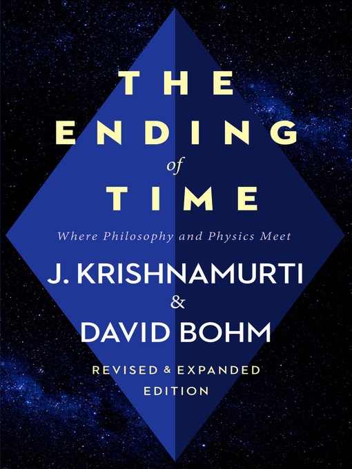 Title details for The Ending of Time by Jiddu Krishnamurti - Available