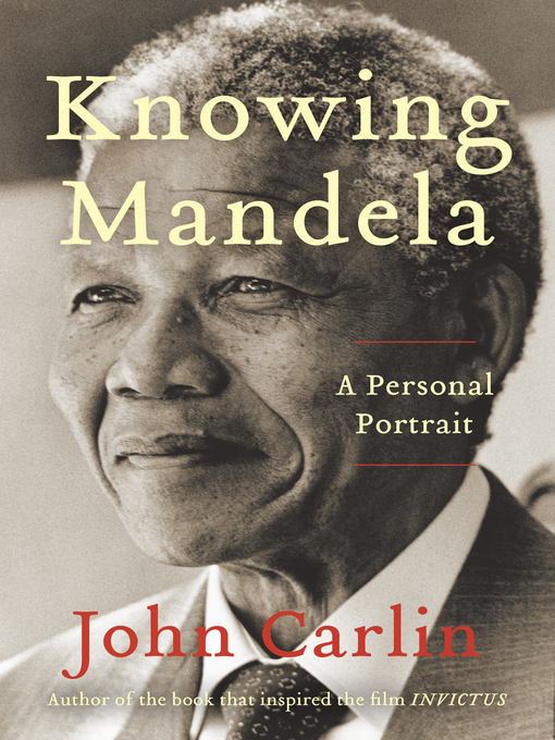 Cover of Knowing Mandela