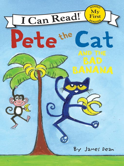 Cover of Pete the Cat and the Bad Banana