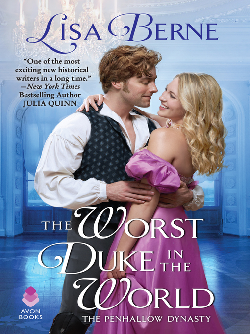 Title details for The Worst Duke in the World by Lisa Berne - Wait list