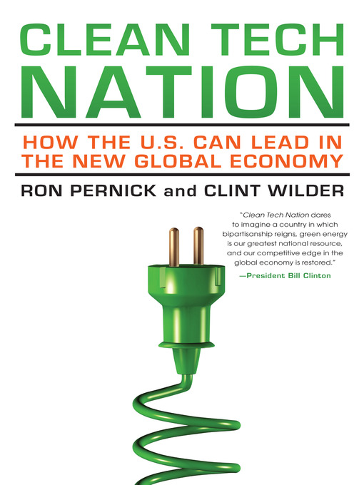 Title details for Clean Tech Nation by Ron Pernick - Available