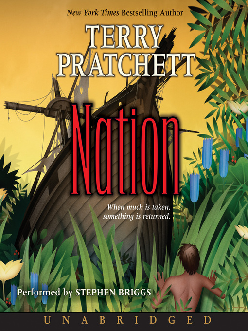 Title details for Nation by Terry Pratchett - Available
