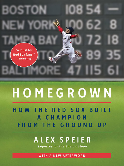 Title details for Homegrown by Alex Speier - Wait list