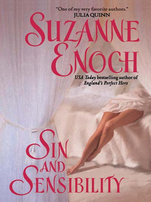 Title details for Sin and Sensibility by Suzanne Enoch - Available