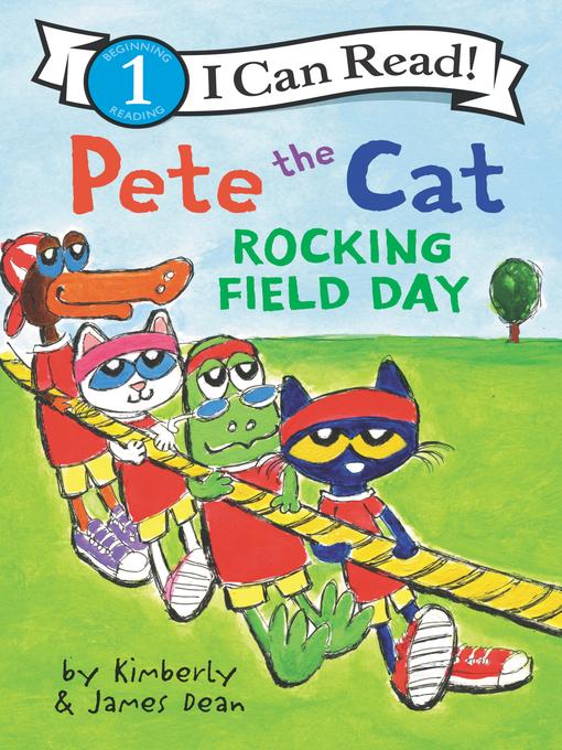 Title details for Pete the Cat by James Dean - Wait list