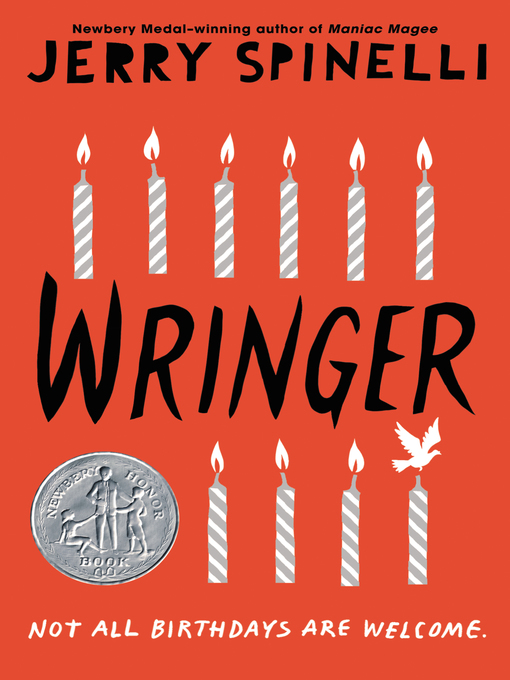 Title details for Wringer by Jerry Spinelli - Wait list