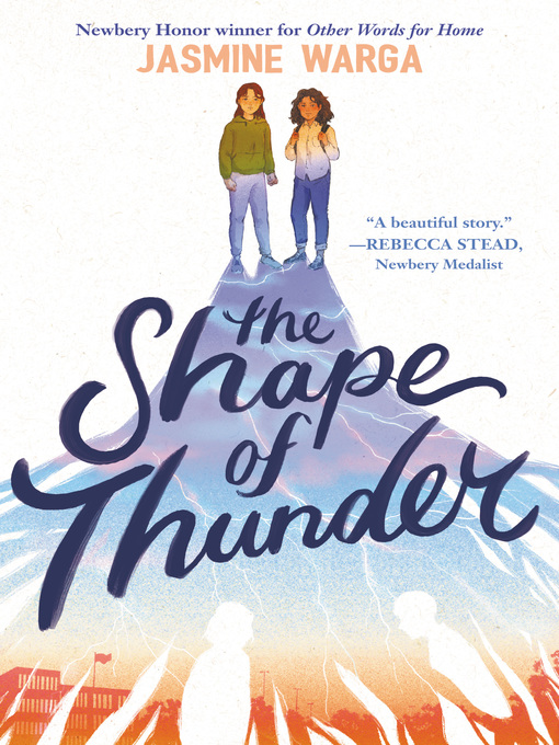 Title details for The Shape of Thunder by Jasmine Warga - Available