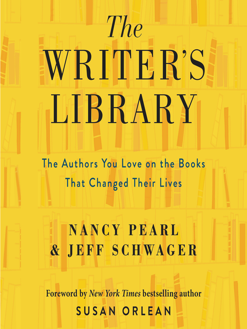 Title details for The Writer's Library by Nancy Pearl - Wait list