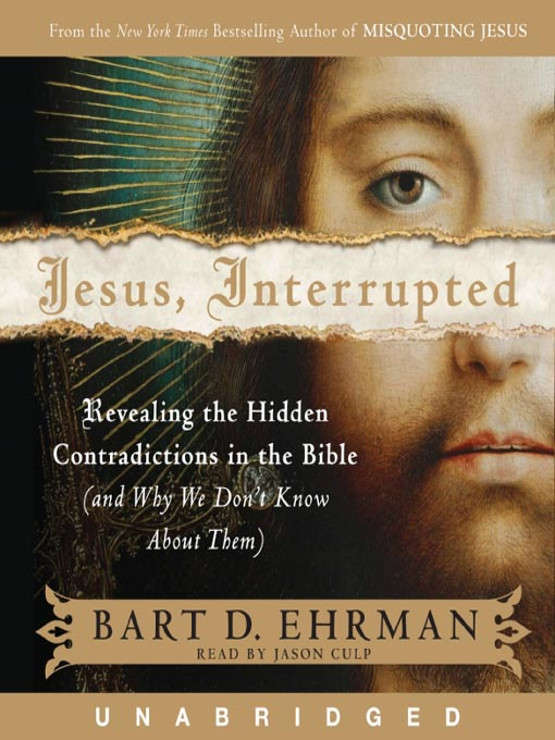 Cover of Jesus, Interrupted