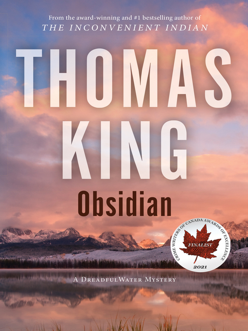 Title details for Obsidian by Thomas King - Available