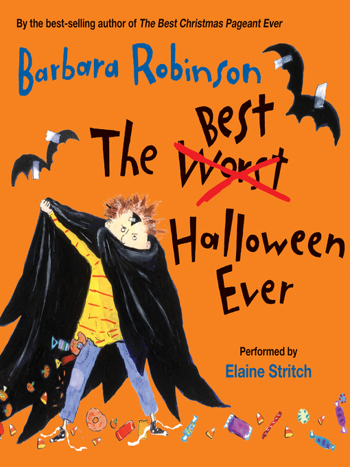 Title details for The Best Halloween Ever by Barbara Robinson - Available