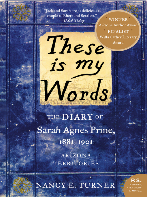 Title details for These is My Words by Nancy Turner - Wait list