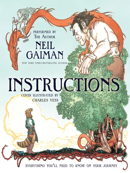 Title details for Instructions by Neil Gaiman - Available
