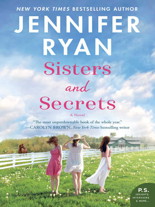 Title details for Sisters and Secrets by Jennifer Ryan - Available