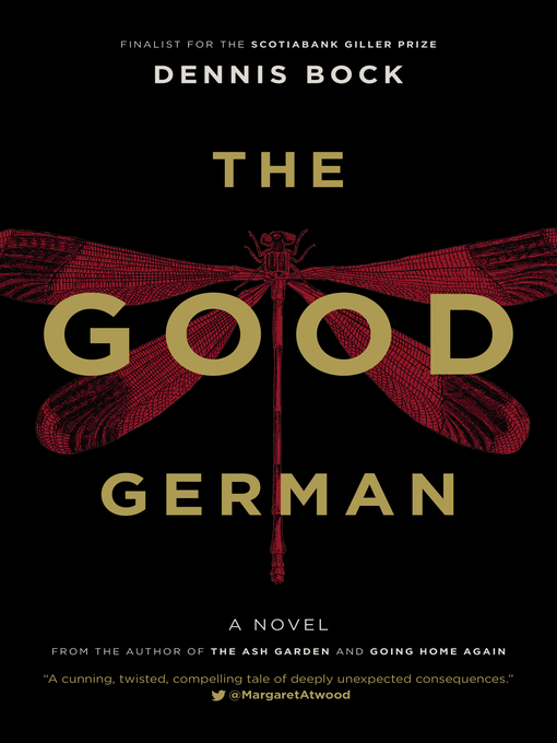 Title details for The Good German by Dennis Bock - Wait list