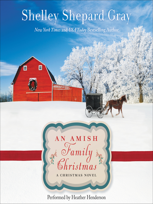 Title details for An Amish Family Christmas by Shelley Shepard Gray - Wait list