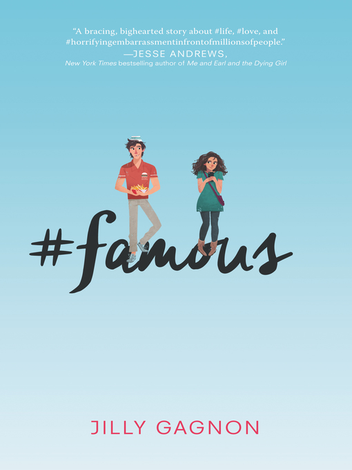 Title details for #famous by Jilly Gagnon - Wait list