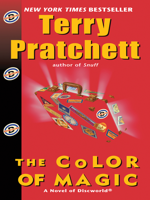 Title details for The Color of Magic by Terry Pratchett - Wait list