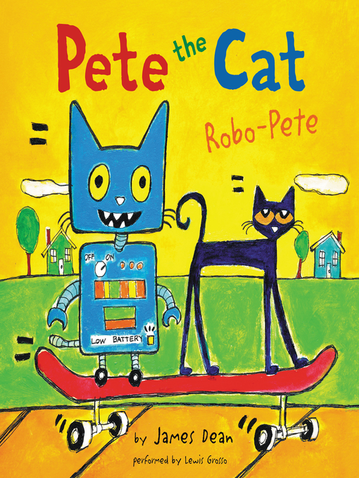 Title details for Robo-Pete by James Dean - Available