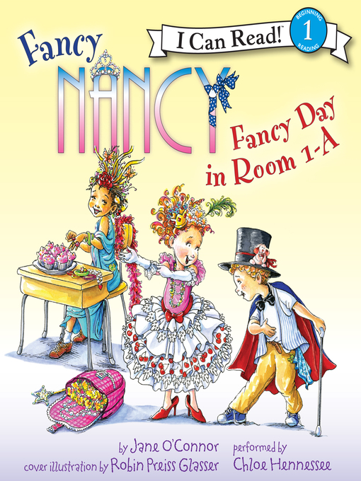 Title details for Fancy Day in Room 1-A by Jane O'Connor - Wait list
