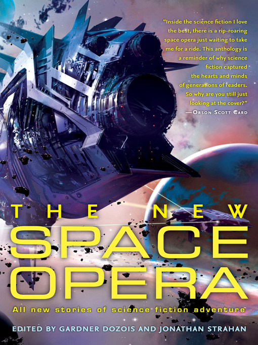 Title details for The New Space Opera by Gardner Dozois - Available