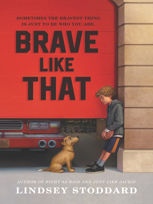 Title details for Brave Like That by Lindsey Stoddard - Available