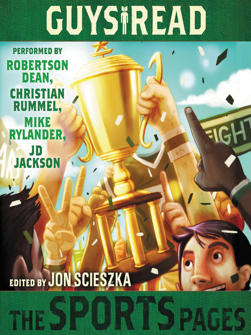 Title details for The Sports Pages by Jon Scieszka - Available