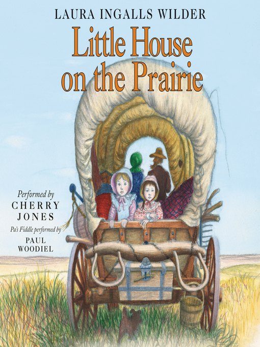 Title details for Little House on the Prairie by Laura Ingalls Wilder - Wait list