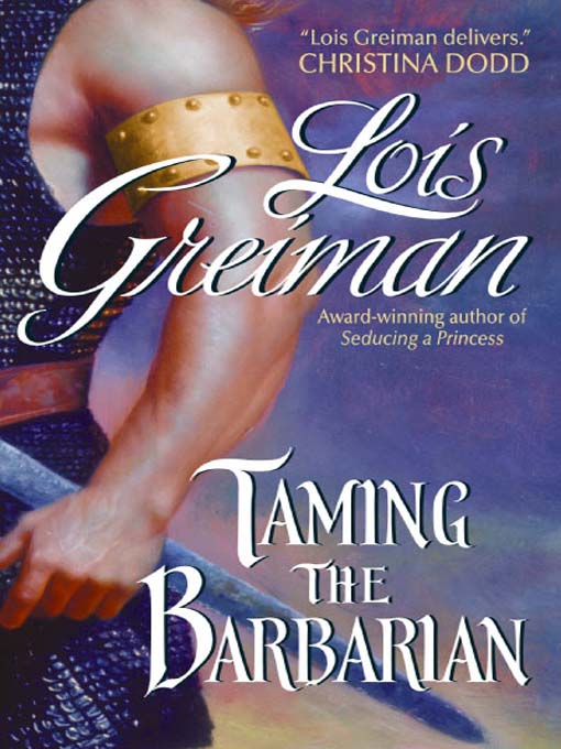 Title details for Taming the Barbarian by Lois Greiman - Wait list