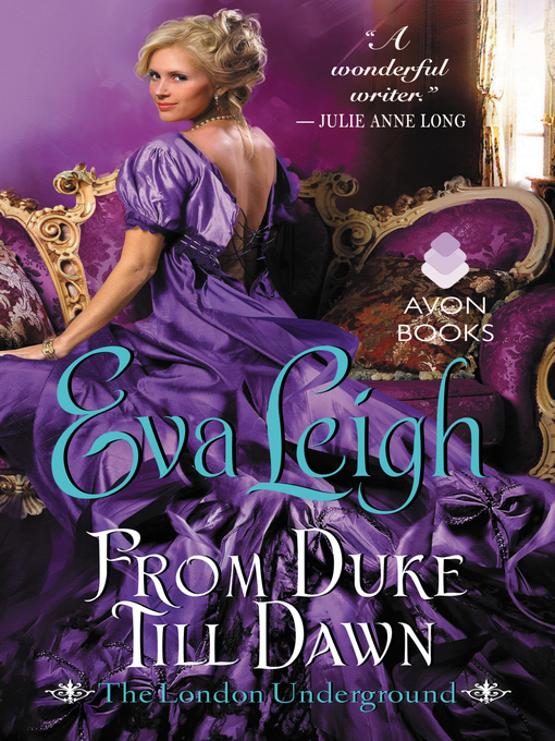 Title details for From Duke Till Dawn by Eva Leigh - Available