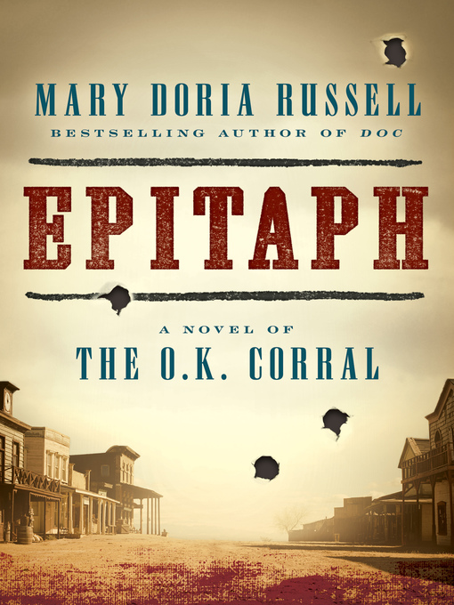 Title details for Epitaph by Mary Doria Russell - Wait list