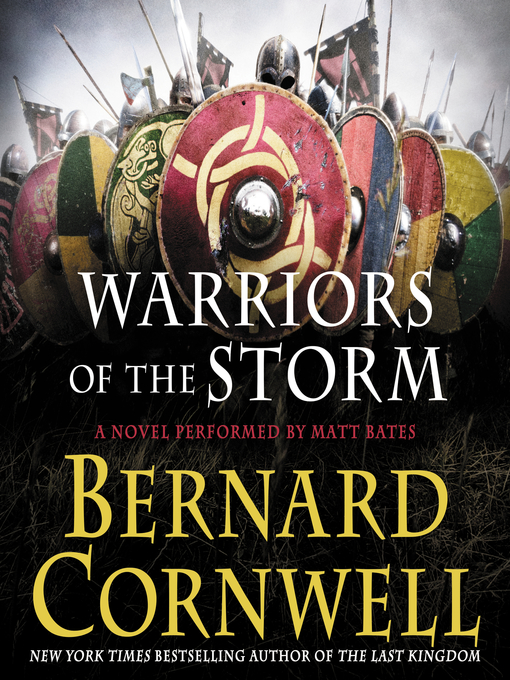 Title details for Warriors of the Storm by Bernard Cornwell - Wait list