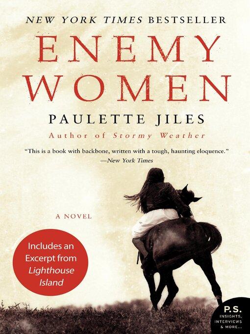 Title details for Enemy Women by Paulette Jiles - Wait list