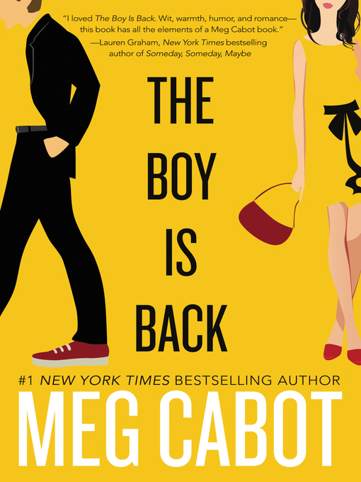 Title details for The Boy Is Back by Meg Cabot - Available