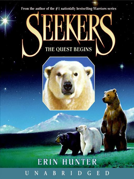 Title details for The Quest Begins by Erin Hunter - Wait list