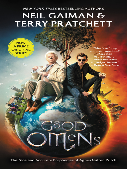 Good omens : the nice and accurate prophecies of Agnes Nutter, witch : a novel