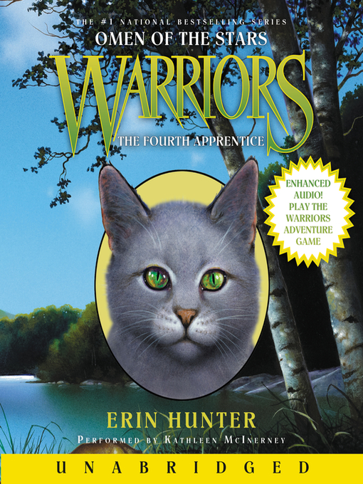 Title details for The Fourth Apprentice by Erin Hunter - Wait list