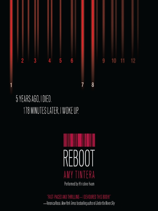 Cover of Reboot