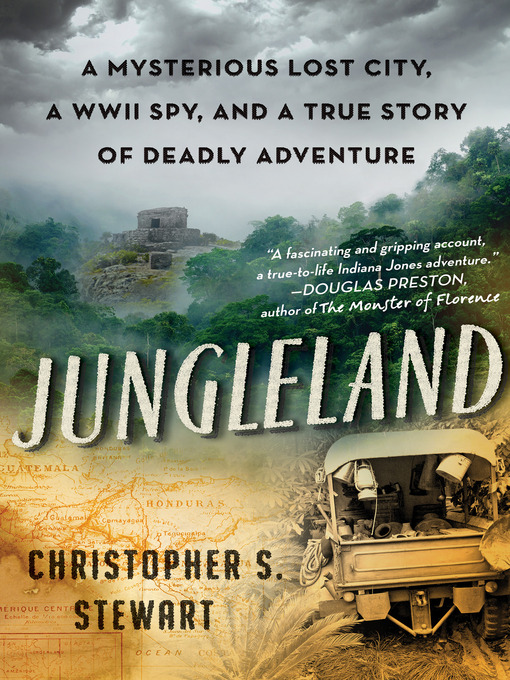 Title details for Jungleland by Christopher S. Stewart - Wait list