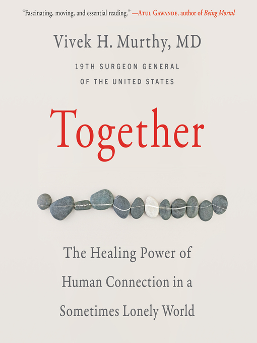 Title details for Together by Vivek H. Murthy - Wait list