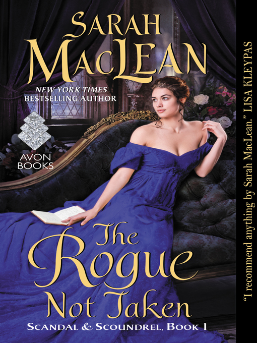 Title details for The Rogue Not Taken by Sarah MacLean - Wait list