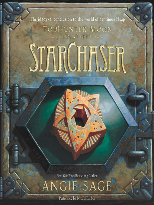 Title details for StarChaser by Angie Sage - Available