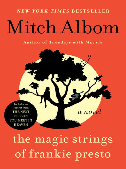 Title details for The Magic Strings of Frankie Presto by Mitch Albom - Wait list